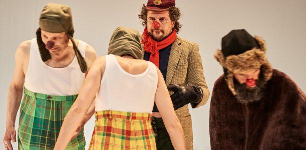 Stages clown et théâtre 2019-2020