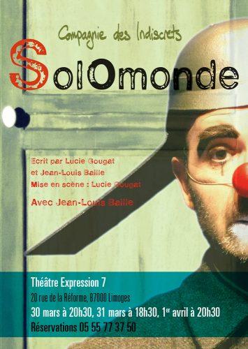 Solmonde, cie des insdiscrets