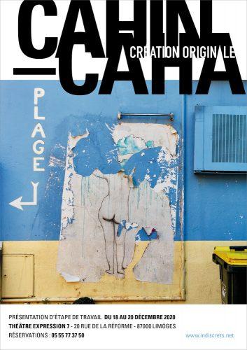 Cahin-Caha, Les Indiscrets - photo et graphisme © Timor Rocks